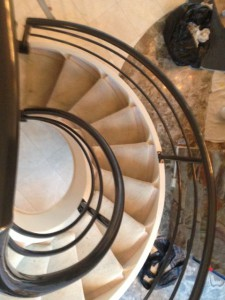 curved-staircase-rail